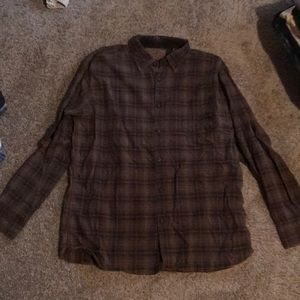 North River Outfitters Plaid Shirt